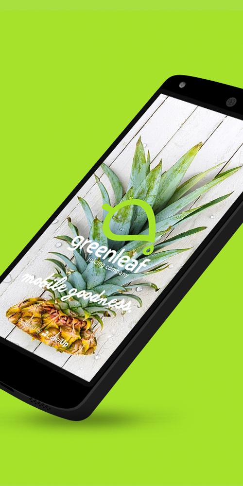 Greenleaf Rewards App