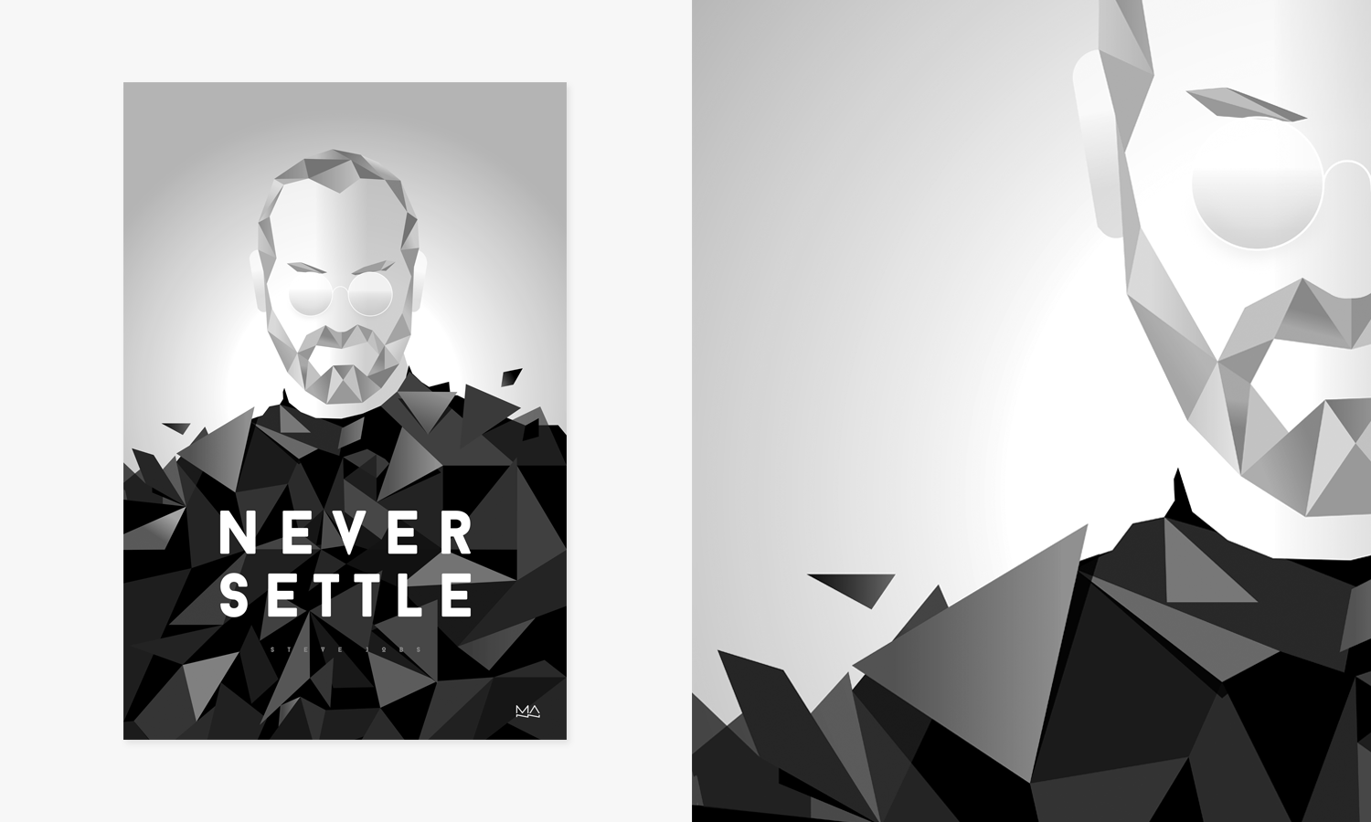 Posters_NeverSettle